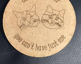 Personalized Coaster