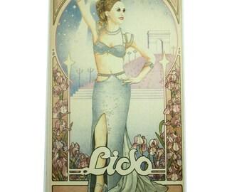 Vintage Lido de Paris / Stardust Souvenir Program.