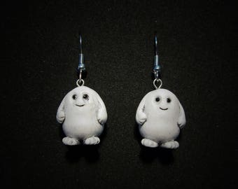 Adipose earrings
