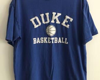 Vintage Duke University Basketball T-Shirt