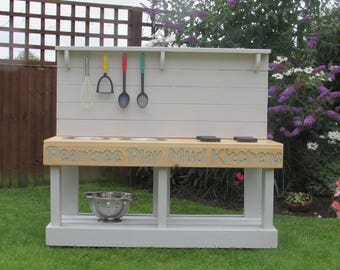 Personalised Mud Kitchens