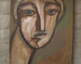 Painting.  Portrait.