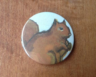 Squirrel Button