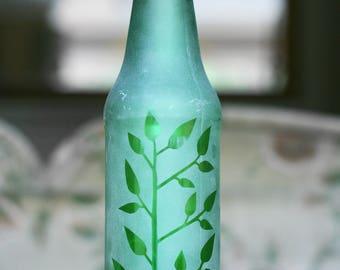 Glass Bottle - Green