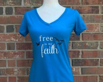 Free in my Faith