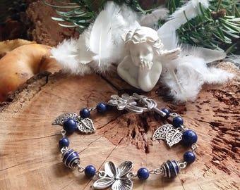 Bracelet en Lapis Lazuli par AngelS SignS