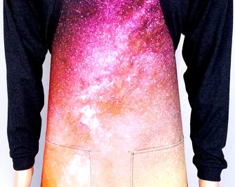 A100 Apron, Space, Custom Aprons