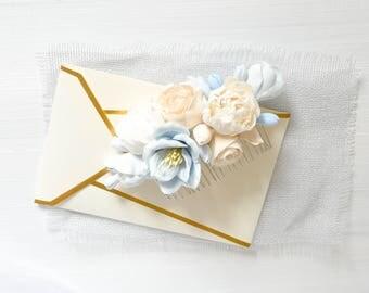 Wedding Hair comb, Bridal hair comb, Blush Wedding hair comb, Blush Bridal headpiece, Wedding headpiece,Bridesmaids headpiece, Bridal