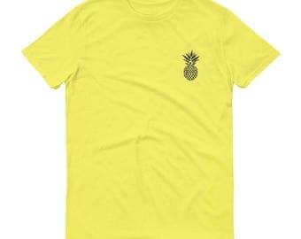 Pineapple T-Shirt-Fruit-Farmer-Fitness