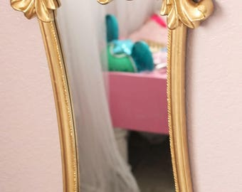 Ariana Gold Princess Mirror