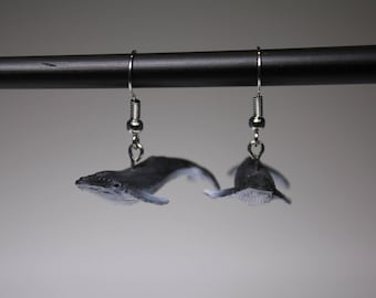 Humpback Earrings