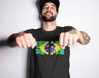 Jiu Jitsu de Brazil Short-Sleeve Unisex T-Shirt brazilian Jiu Jitsu BJJ grappling MMA