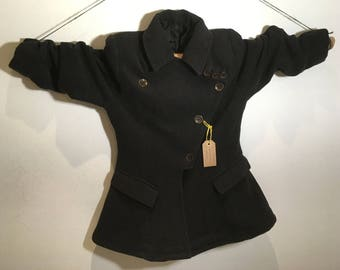 Gray Vintage Coat