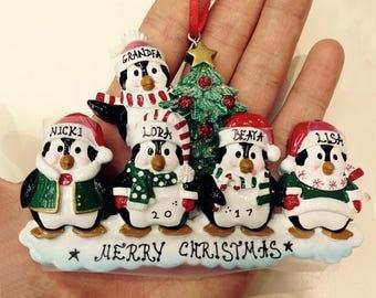 Custom Family Ornaments Christmas Ornament SetsChristmas