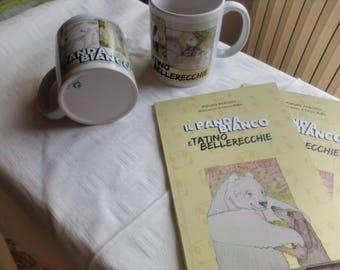 Book ' ' The White Panda and Tatio Bellerecchie ' '