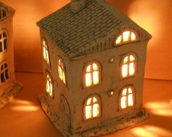 House Night Light / Children's Lamp / Children's Light Light / Garden Lamp /Garden decor/ Home decor