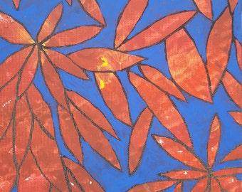 Fall....ing leaves