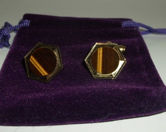 Pair Of Mens Cuff links