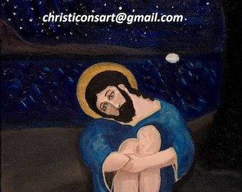 """PRINT """"Jesus by the Sea of Galilee"""""""