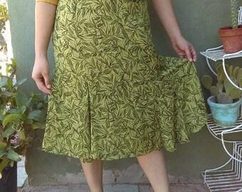 Rena rowan skirt/vintage vintage vintage/skirt vtg / vtg skirt / rena rowan clothing/vintage 80s 80s/skirt