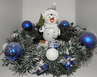 Centerpiece / Christmas wreath