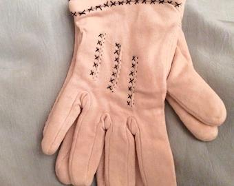 Gloves old girl