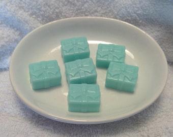 Tiffany Box Soaps