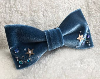Women's bow tie / Valentine's Day gift / Valentine's bow tie / Stylish bow tie / Gift for her