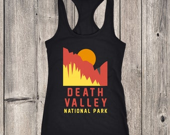 Death Valley National Park Colorful T-Shirt, Hoodie, Racerback Tank Top
