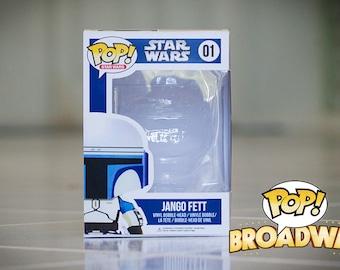 Jango Fett Custom Funko Pop! Box