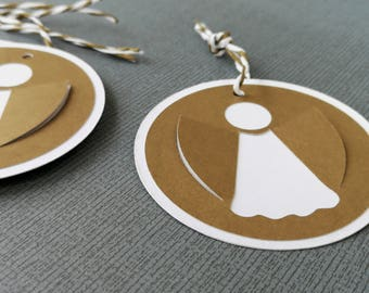 Angel Gift Tags