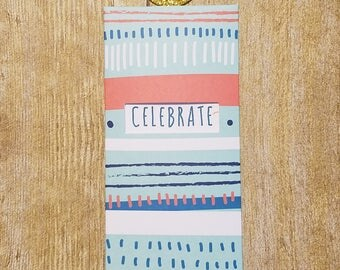 Set of 9 Party Invitations