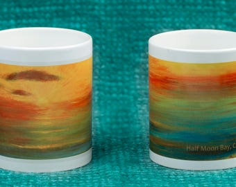 Pacific Sunset Mug