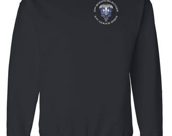 82nd Headquarters & Headquarters Battalion Embroidered Sweatshirt-3528