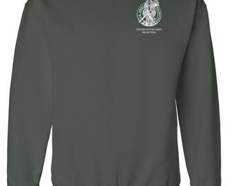 US Army Recruiter Embroidered Sweatshirt-7773