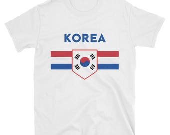 South Korea World Cup Soccer Shirt