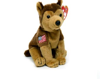 Ty Beanie Babies Courage - FDNY
