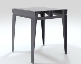 Havant Side Table - Anthracite