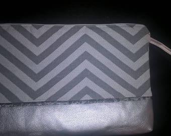 BI-material pouch grey