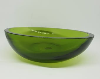 Archimede Seguso, sommerso bowl 1950s