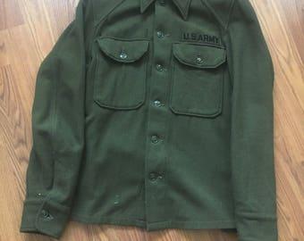 1950's Vintage Army Jacket