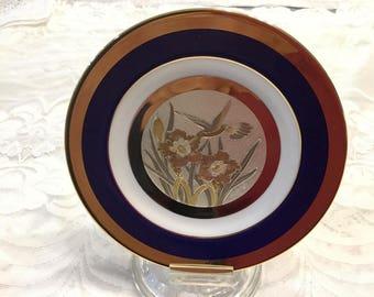 Japanese Chokin Plate