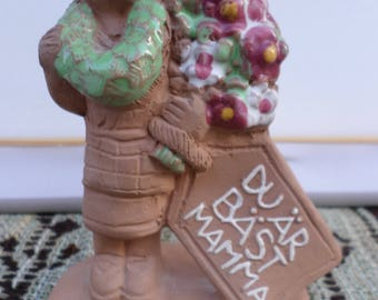 Vintage Swedish JIE Gantofta figurine Design Bengt Nilsson/ceramic figures