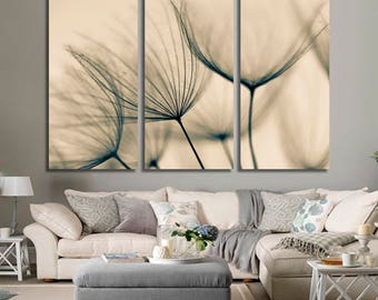 dandelion flower Wall Art 451