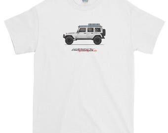 Hedrick Speedsports Xpo Rubicon front/back design T-Shirt