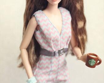 Barbie Look Jumpsuit