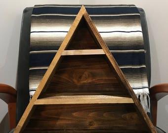 Large Triangle Shelf (3 Tier)