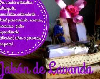 Lavender Medicinal Soap