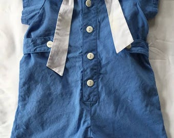 Vintage Therese Sailor Suit