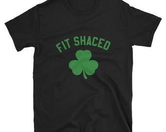 Fit shaced tshirt St patricks day shirt